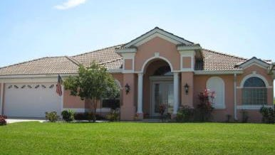 This home at 2540 El Dorado Parkway West in Cape Coral recently sold for $790,000.