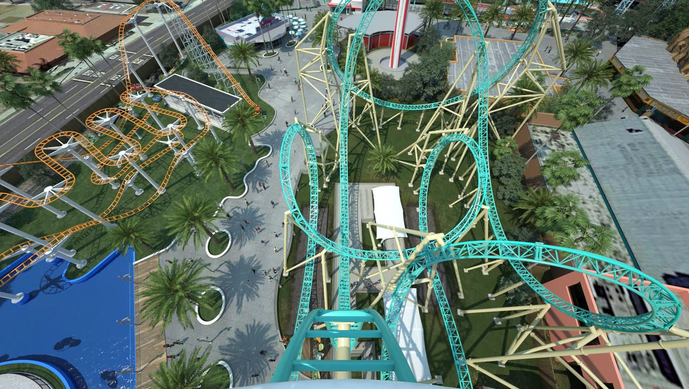 Hang Time coaster coming to Knott's Berry Farm in 2018