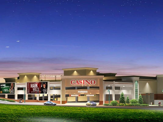 Tioga Downs rendering