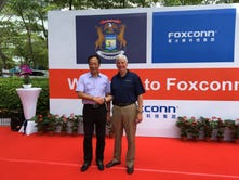 Chinese media: Foxconn to build in Michigan