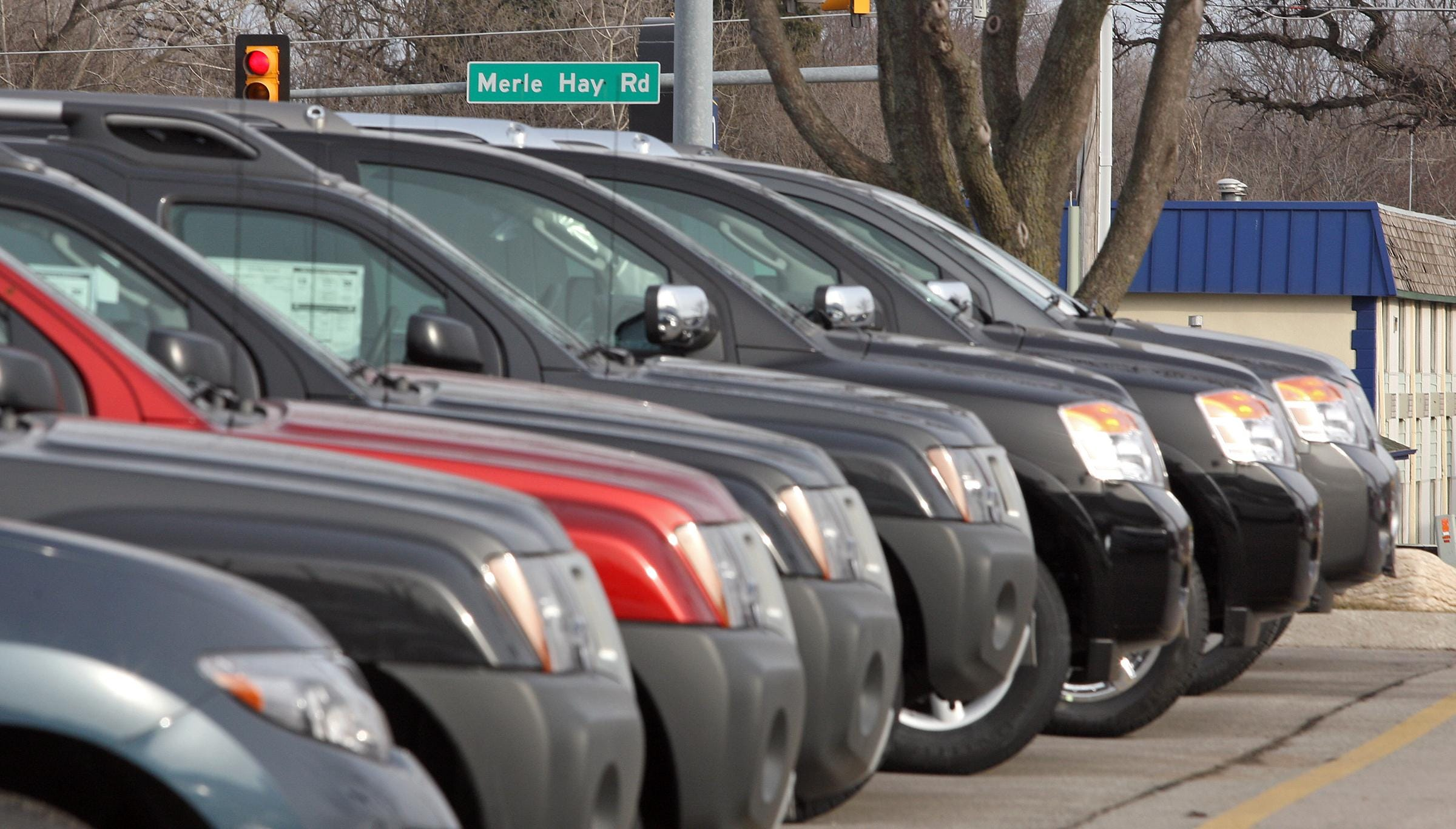 These Are The 10 Most Stolen Vehicles In Iowa, According To National Report