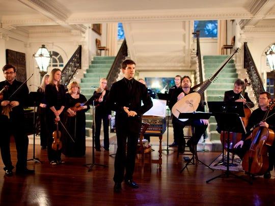 The Bourbon Baroque Chamber Ensemble