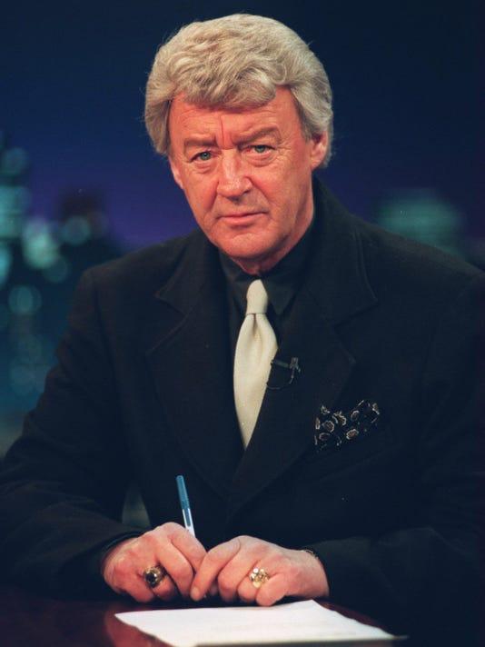 2014 : Detroit Newscaster Bill Bonds Dies