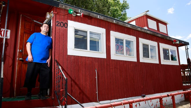 Andrew Barela has relocated his restaurant Los Barela's from Aztec to Bloomfield.