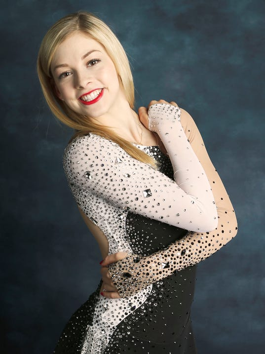 2014-02-06 Gracie Gold