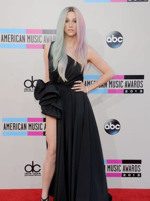 Ke$ha, seen here at the 2013 American Music Awards, is done with rehab.