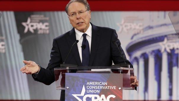 National Rifle Association Executive Vice...