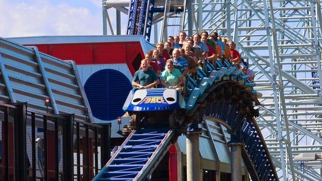 Cedar Point's Michigan Days kicks in this Monday.