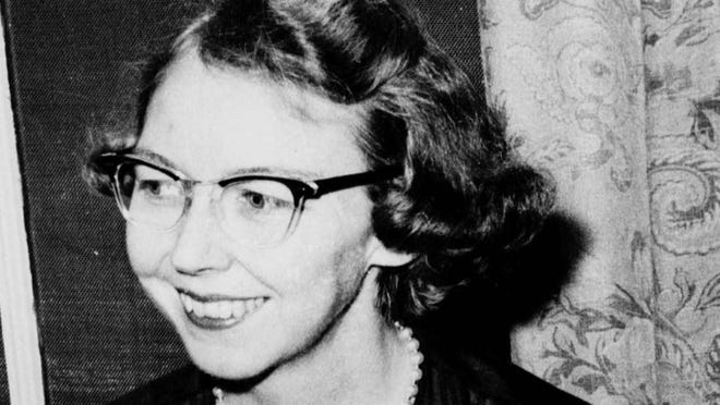 """Elizabeth Coffman and Mark Bosco's documentary """"Flannery"""" attests to this as it shows us how the American Southern Gothic writer Flannery O'Connor captured the minds of readers."""