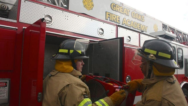 Adults who want to start a new career can choose fire fighting or 11 other career fields at Great Oaks. Evening classes mean adults can be certified and ready in just 11 months.