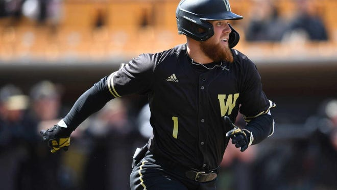 Western Michigan's Blake Dunn is hoping to be drafted this week.