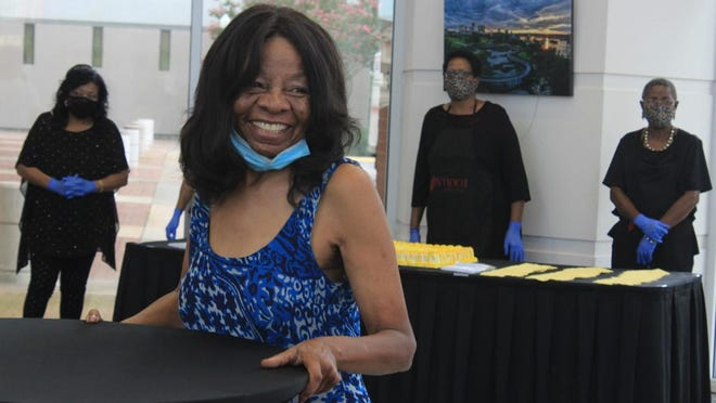 Charolette Tidwell of Fort Smith, Antioch for Youth & Family founder and director, received the Key to the City at a Fort Smith Board of Directors meeting on Sept. 15 and was named by L'Oreal Paris on Tuesday as the Karen T. Fondu Impact Award winner among the company's Women of Worth honorees.