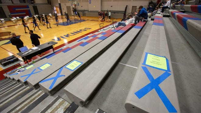 Seaman opened the 2020 high school basketball season with no fans in attendance per Kansas State High School Activites Association rules. The KSHSAA Board of Directors changed the rule on Tuesday, allowing two parents/guardians per participant(s) family  as allowed by local board of educations and health department restrictions.