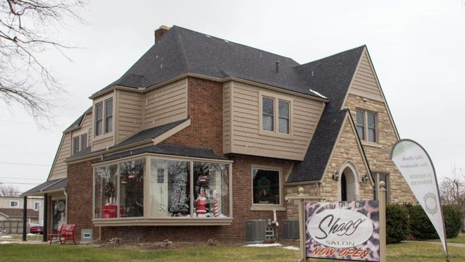 Shagg Salon in Flat Rock has been named December's Featured Business by the Flat Rock Downtown Development Authority.