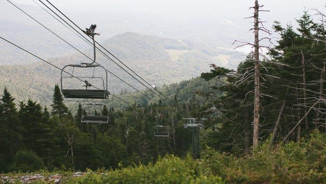 Spruce Peak hike
