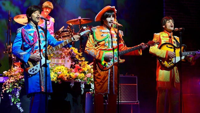 """""""Let It Be: A Celebration of the Music of the Beatles"""""""