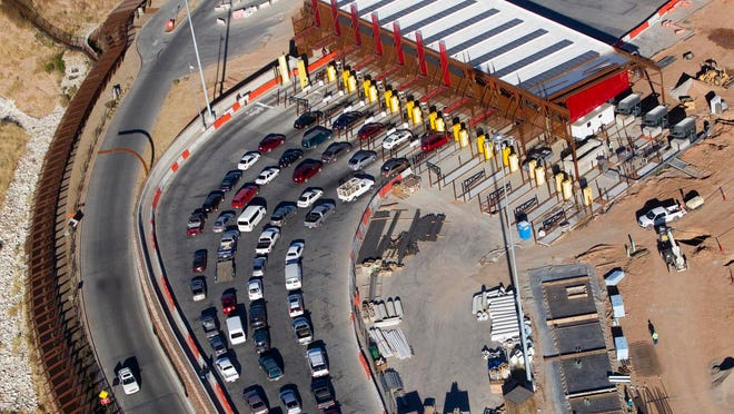 The Mariposa Port of Entry at Nogales is undergoing a $200 million-plus revamp that will more than double the port's capacity. But the port will remain a bottleneck unless the federal government provides the staffing to run it.