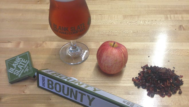Orchids Bounty is the latest collaboration brew from Orchids and Blank Slate.
