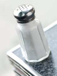 The New York City Board of Health requireschain restaurants to put a symbol next to food with more than 2,300 mg of sodium.