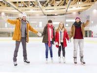 Ice Skating at The Centre of Tallahassee!