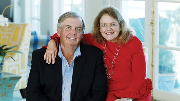 James and Ann Marie Hynes gifted $15 million to Iona