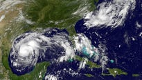 Hurricanes are slowing down worldwide, a new study reports.While this sounds like good news, it isn't: It's not that hurricanes' wind speeds are diminishing, but instead how fast the entire storm moves. As storms move slower, they can unload more heavy rain and pound coastal areas longer.