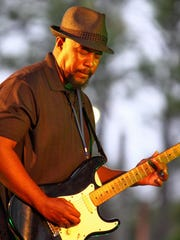 Johnnie Marshall will help ring in the New Year at the Bradfordville Blues Club.