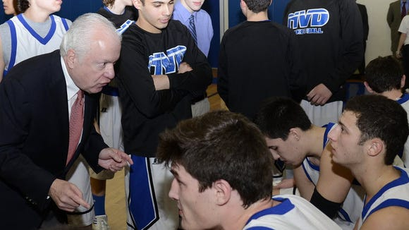 Bob Rudolph is the new coach at Dwight-Englewood,  and he is one of 12 boys basketball coaches in their first season leading a new program in either the Big North Conference or North Jersey Interscholastic Conference.