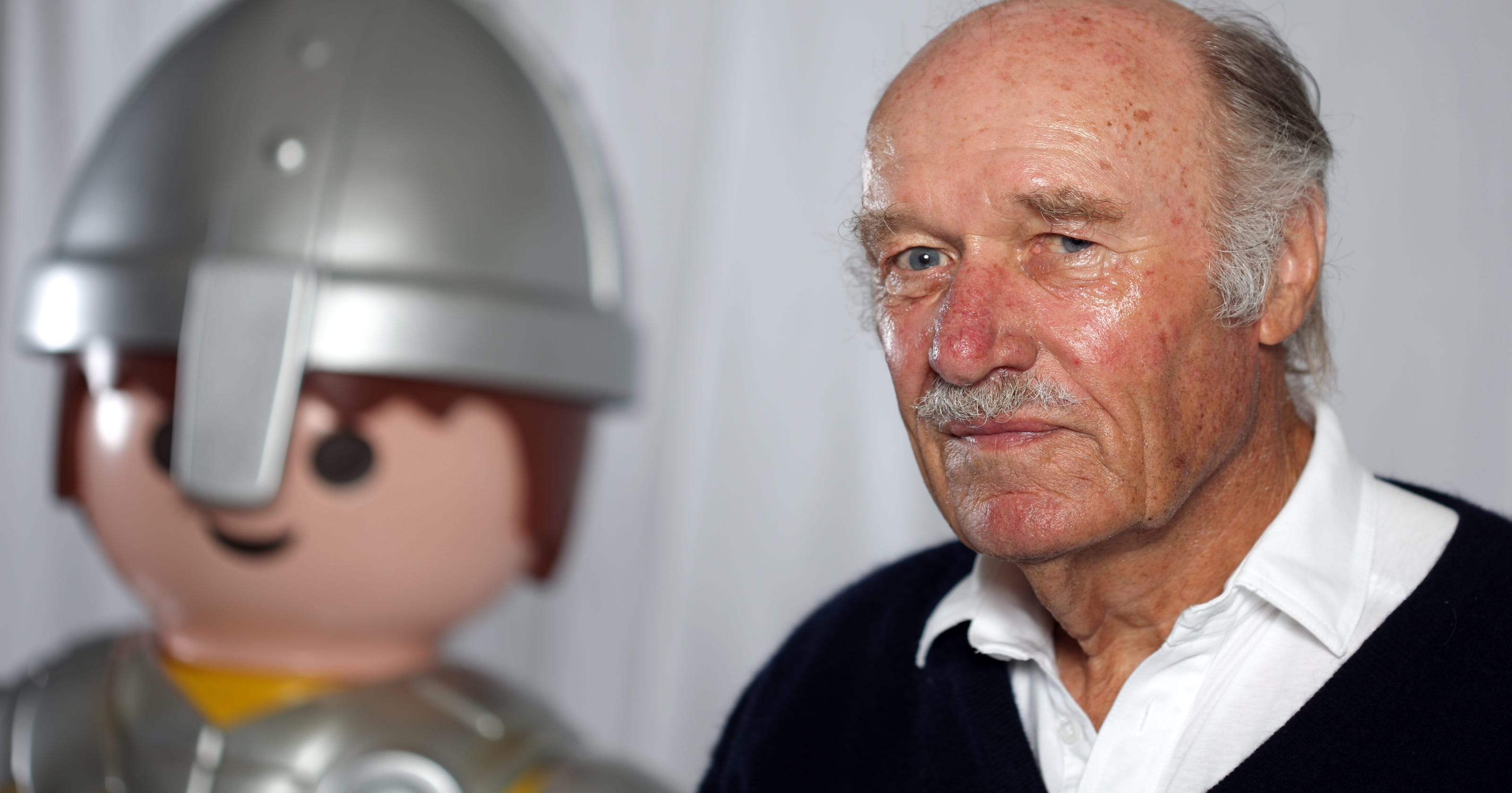 new product f99d8 1df5a Horst Brandstaetter who launched Playmobil toy range dies at 81