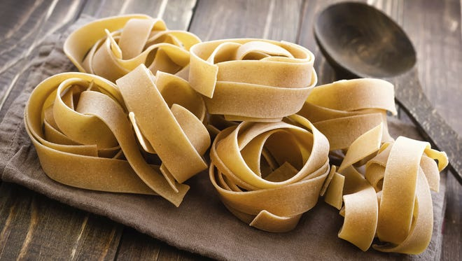 Rosario Pino's now sells fresh pasta.