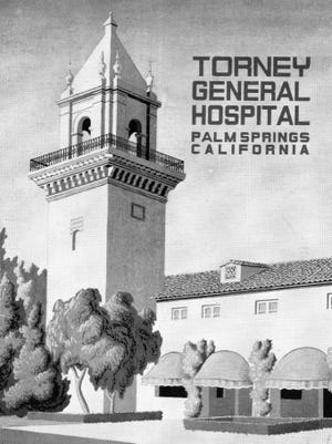 El Mirador tower at Torney General Hospital.