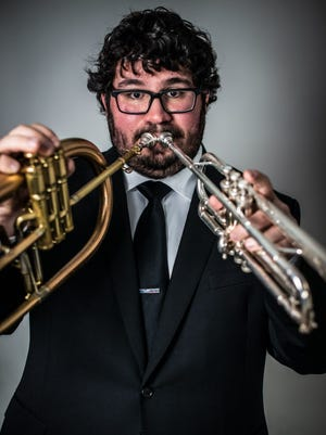 Harry Connick, Jr.'s trumpet player Augie Haas returns to his native Milwaukee for a big band holiday concert at Company Brewing.