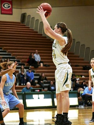 Leah Weslock scored a game-high 18 points to help Howell beat Waterford Kettering on Thursday night.
