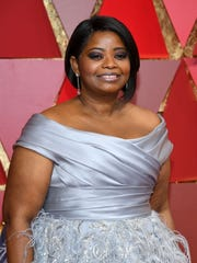 Actor Octavia Spencer attends the 89th Annual Academy