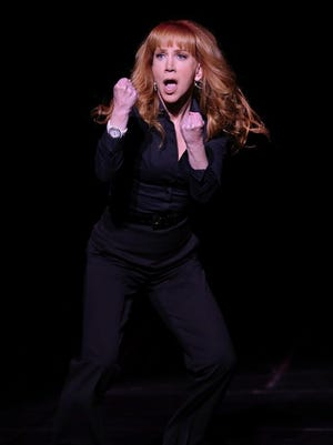 Kathy Griffin has come under fire for her photo/video shoot involving a fake, decapitated Trump head.