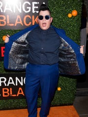 "Lea DeLaria attends Netflix's ""Orange Is the New Black"""