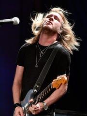 Blues guitarist Kenny Wayne Shepherd plays a free concert