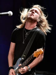 Blues guitarist Kenny Wayne Shepherd plays a free concert at the Harley-Davidson Museum Friday.