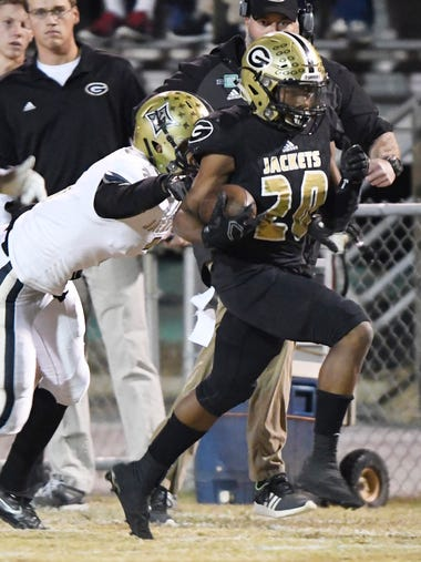 Greer hosts North Augusta in the first round of the