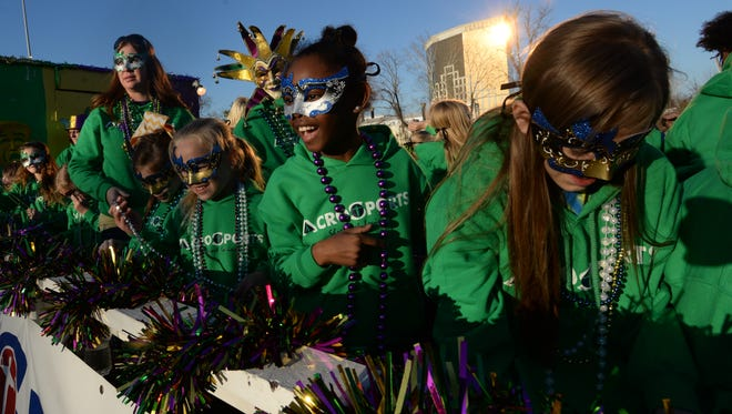 More images from the Krewe of Centaur Parade XXIV.