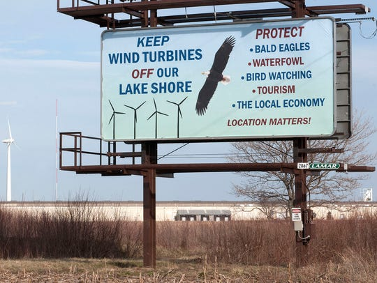 Birding groups have long opposed a proposed wind turbine
