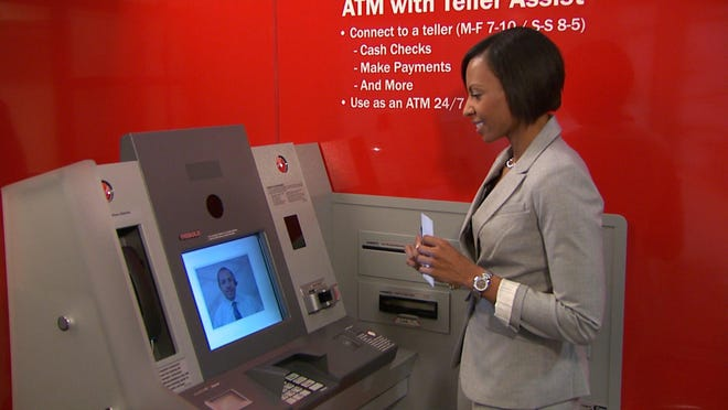 Tellers are no longer at the forefront at Bank of America. The bank is offering more consultation services with financial specialists.