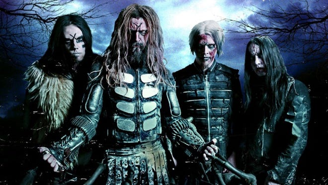 Rob Zombie's theatrical horror rock will headline the 2015 Louder Than Life festival at Louisville's Champions Park Oct. 3-4.