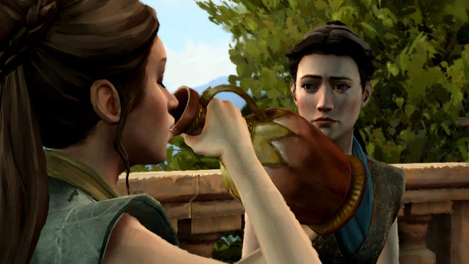 "Intrigue, politics and even more intrigue is in store for folks who play ""Game of Thrones Episode 2: The Lost Lords."""