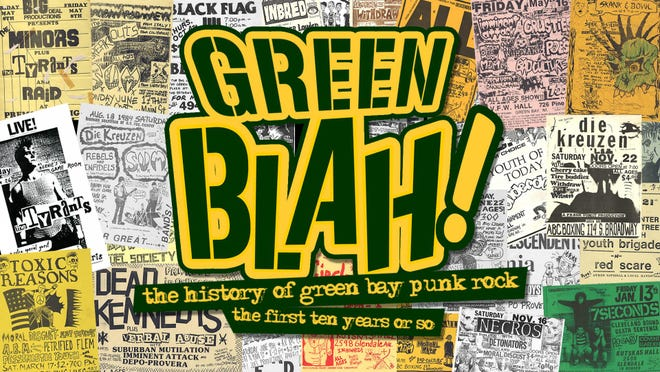 """A Kickstarter campaign to help get punk rock documentary """"Green Blah!"""" completed in time for 2016 film festival submissions begins on Friday."""