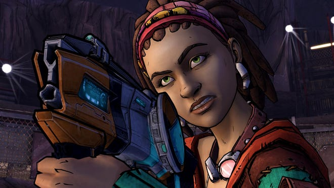 """Tales from the Borderlands Episode 1: Zero Sum,"" features interesting characters and plenty of the series' trademark snark."