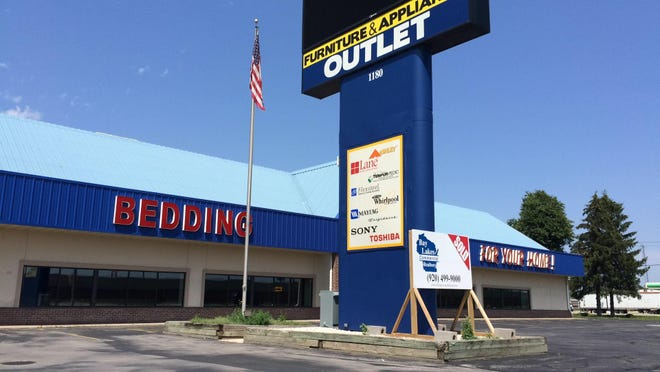U-Haul has purchased the former furniture outlet store on Mid Valley Drive and plans to convert it into a rental and storage location this fall.