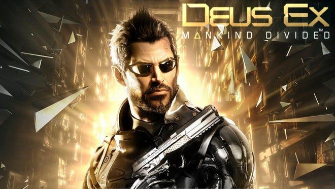 """""""Deus Ex Mankind Divided"""""""