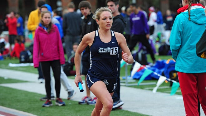 New Hampshire redshirt sophomore and former Richford High School star Elle Purrier is the top seed in the 1,500 and 800 at this weekend's America East championships.