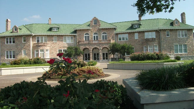 After being closed to the public for 22 years, the Pink Palace Mansion reopened in 1996.